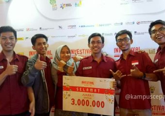 Mahasiswa Universitas MH Thamrin Kampus AKA sering menang lomba