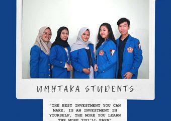 Teman-teman Mahasiswa/i Universitas MH Thamrin Kampus AKA